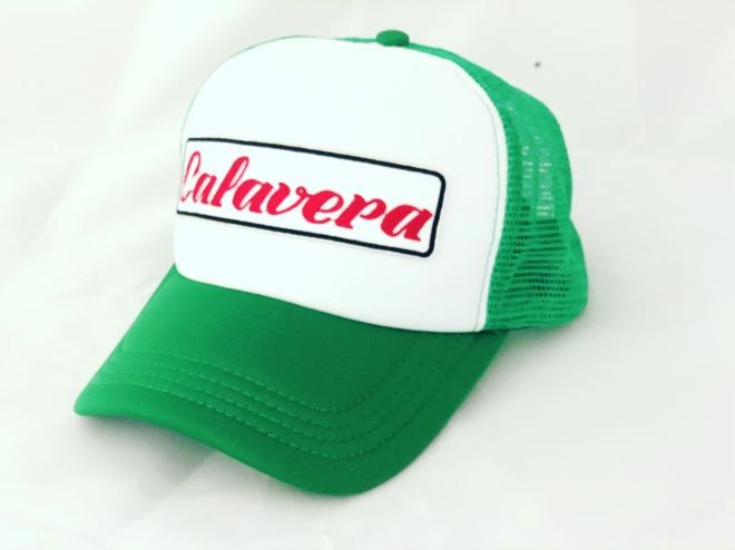 Green Calavera